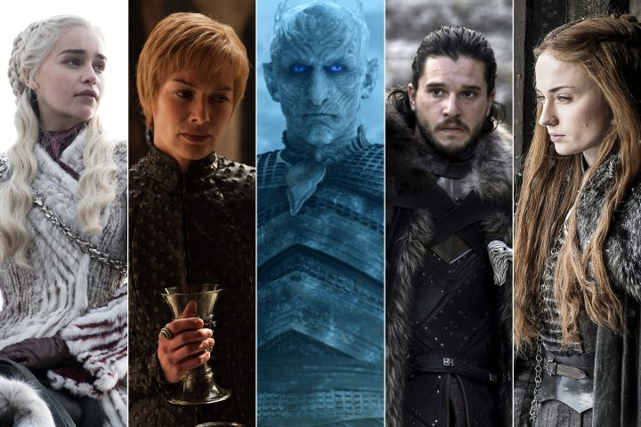 Game Of Thrones Character Development Over The Past 8 Seasons Hitchswitch Blog